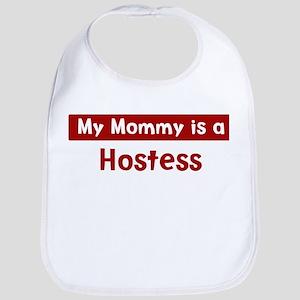 Mom is a Hostess Bib