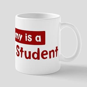 Mom is a Planning Student Mug