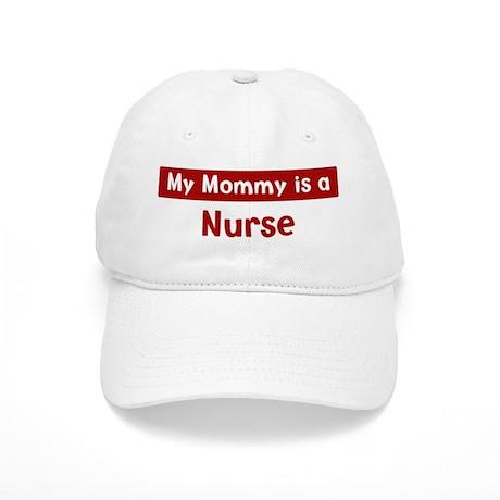 Mom is a Nurse Cap