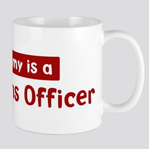 Mom is a Corrections Officer Mug