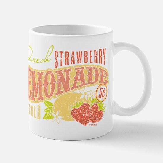 Strawberry Lemonade Mug