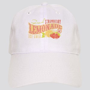 Strawberry Lemonade Cap