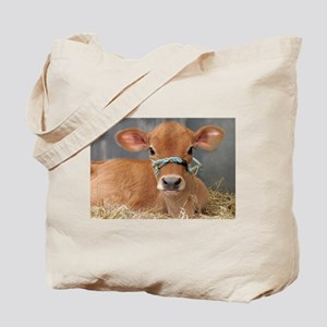 Cute Jersey Calf Tote Bag