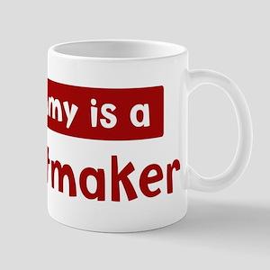 Mom is a Cabinetmaker Mug
