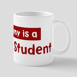 Mom is a Business Student Mug