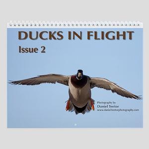 Ducks in Flight, Vol. 2 Wall Calendar