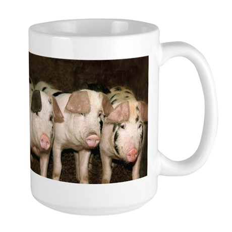 Jersey Pig Collectables Large Mug