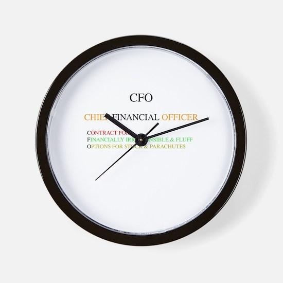 Ceo Wall Clock