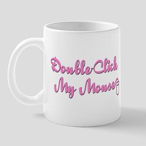 Double Click Mug