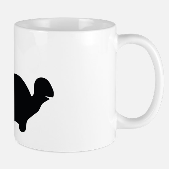 turtle sex icon Mug