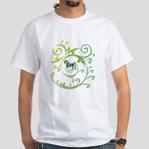 Celtic Horse White T-Shirt
