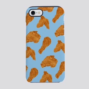 Fried Chicken Pattern iPhone 7 Tough Case