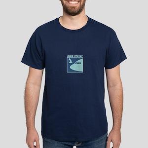 Bird Strike Logo Dark T-Shirt