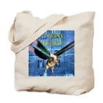 Swine Flew Tote Bag