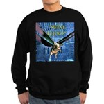 Swine Flew Sweatshirt (dark)