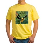 Swine Flew Yellow T-Shirt