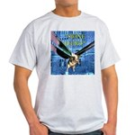Swine Flew Light T-Shirt