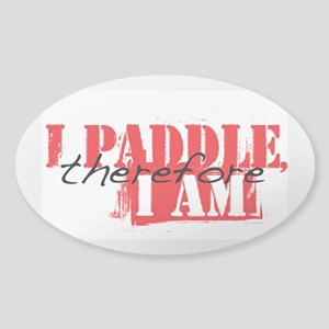 iPaddlethere4iam Sticker
