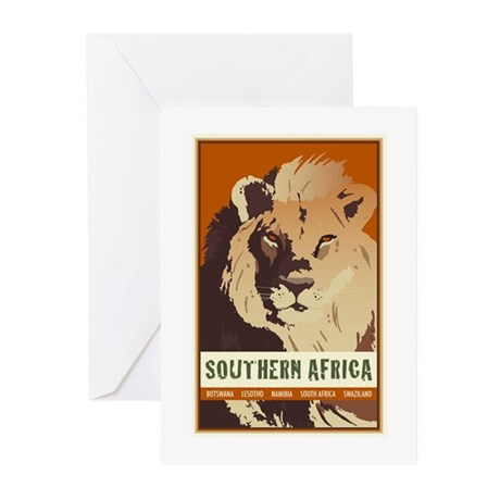 Southern Africa Greeting Cards (Pk of 10)