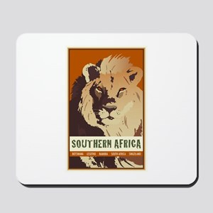 Southern Africa Mousepad