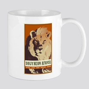 Southern Africa Mug