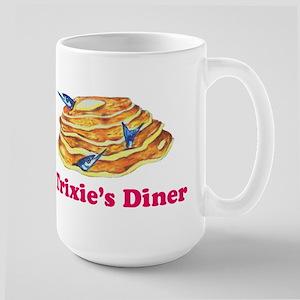 Trixie's Diner Large Mug