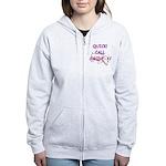 Swine-11 Women's Zip Hoodie