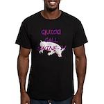Swine-11 Men's Fitted T-Shirt (dark)