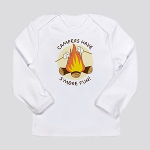 """S'more Fun"" Long Sleeve T-Shirt"