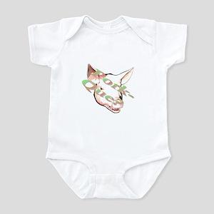 Pork-Que? Infant Bodysuit