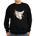 Pork-Que? Sweatshirt (dark)