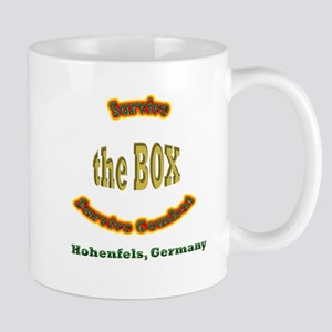 Survive the Box, Survive Combat Mug