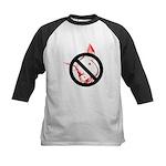 StopSwine Kids Baseball Jersey
