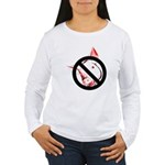 StopSwine Women's Long Sleeve T-Shirt