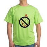 StopSwine Green T-Shirt