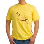 PigPendemic Yellow T-Shirt