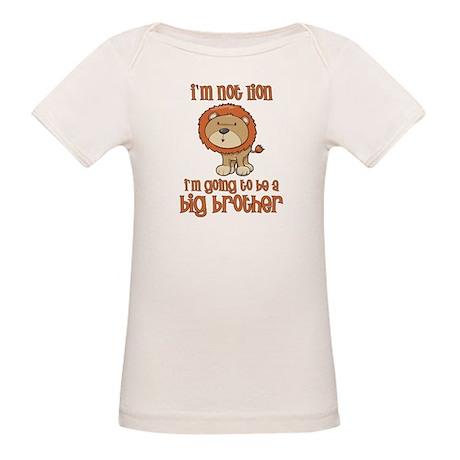big brother t-shirts lion Organic Baby T-Shirt