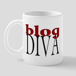 Blog Diva Mug