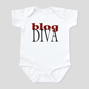 Blog Diva Infant Bodysuit