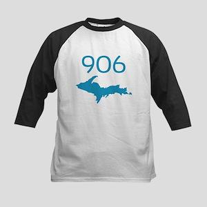 906 4 LIFE Kids Baseball Jersey