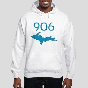 906 4 LIFE Hooded Sweatshirt