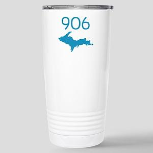 906 4 LIFE Stainless Steel Travel Mug