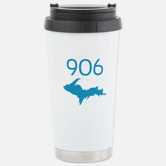 906 4 LIFE Stainless Steel Travel Mug