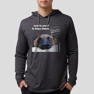 Mind of the Malinois Long Sleeve T-Shirt