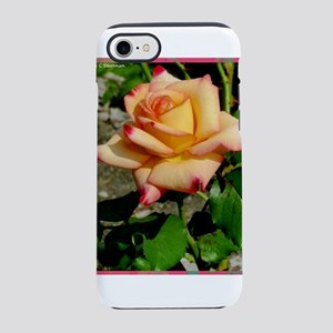 Lovely yellow rose, photo! iPhone 7 Tough Case