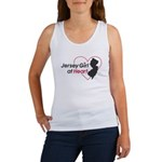 Jersey Girl At Heart Women's Tank Top