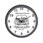 Datsun Sports Wall Clock