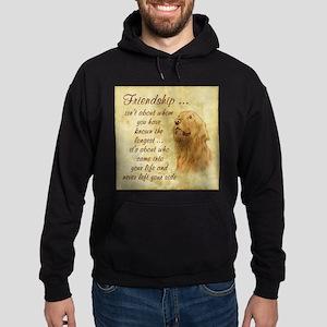 Friendship - Dog Sweatshirt