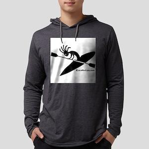 Kokopelli Kayaker Long Sleeve T-Shirt