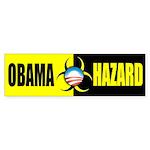 Obama Hazard Bumper Sticker (10 pk)